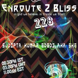 Enroute 2 Bliss Ep-228-29.11.2014