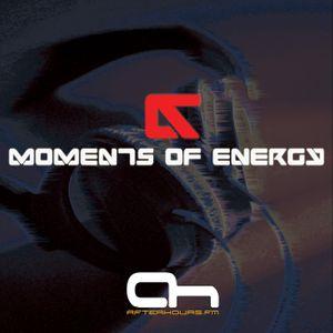 Magdelayna - Moments of Energy 004 [November 2007]
