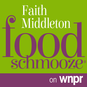 Dorie Greenspan Joins the Party to Talk Cookie Recipes - Faith Middleton Food Schmooze