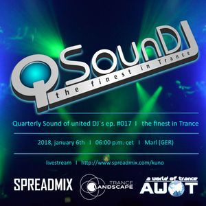 KUNO´s Uplifting Trance Hour live at QSounDJ017 (2018-01-06)