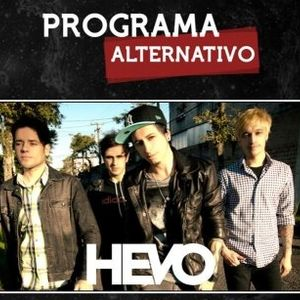 Banda Hevo84 Ao Vivo 21/09 no Programa Alternativo