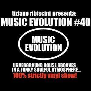 MUSIC EVOLUTION #40