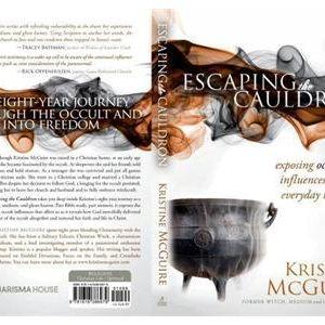 Frmr Witch Kristine McGuire Discusses Demonic Portals