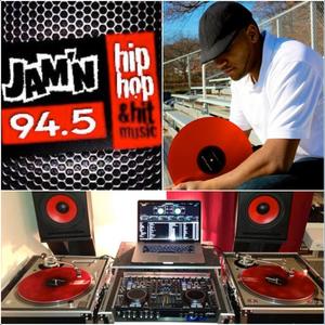 04-13-13 JAM'N 94.5 Saturday Night Bomb DJ Voyage Vol. 1
