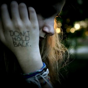 Don't Hold Back (IBL007)