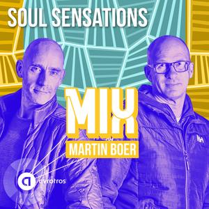 10-08-2019: De Soul Sensations Mix van DJ Martin Boer