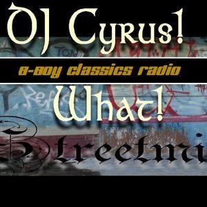 Hardcore Hip Hop Scratch Mix 70's thru 90's B-Boy Classics Radio