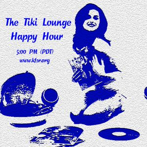 Tiki Lounge Happy Hour from 11/15/2019.