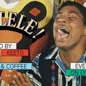 Ouélélé (02.05.18) w/ Vinyl & Coffee