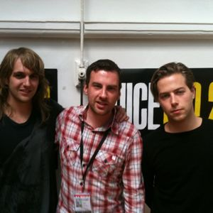 17/05/11 Great Escape Highlights part 2, Naked & Famous interview