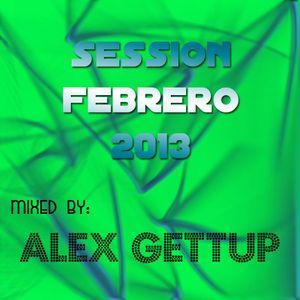 Sesion Febrero 2013 By Alex Gettup