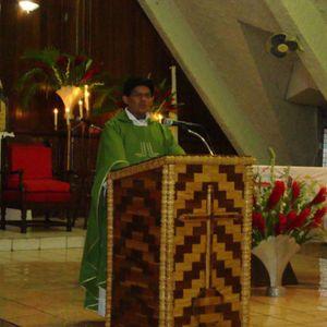 La Santa Misa 10/28/12 desde La Parroquia de Nuestra Señora de Monserrat. Por Radio Monserrat
