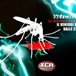 VITAMINA Dj Andrea Sabato on XCR X-CHANNEL RADIO 13.02.15