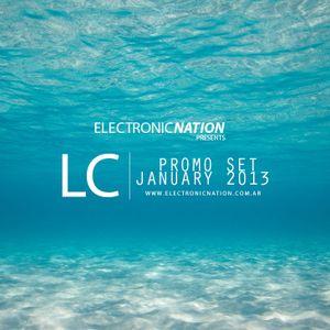 ElectronicNation Presents: LC Promo Set January 2013