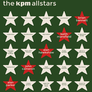 The KPM All Stars live at The British Library (06/10/2018)