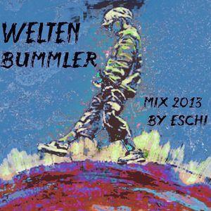 Weltenbummler - Mix 2013 by Eschi