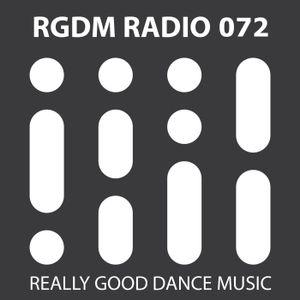RGDM Radio 072 presented by Harmonic Heroes