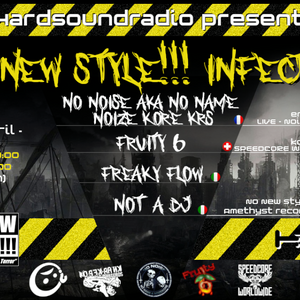 Not a Dj - No New Style!!! Infection@HSR (28-04-2020)