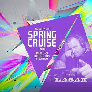 Lasak - MondayBar Spring Cruice 2015 Preparty Mix