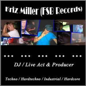Kriz Miller - Hardtechno Massacre @ 4 Decks 10.04.2010