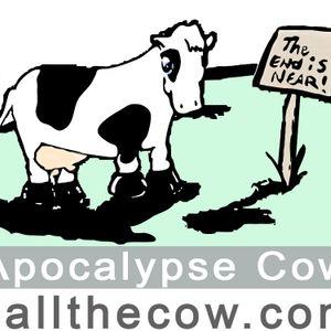 NEW Blogcast - The Cow talks taxes and politics