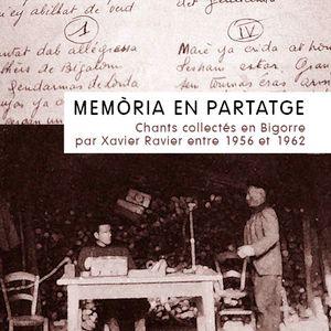 En Ondas setm. 47 P. Caumont Memòria en partatge X. Ravier cant e collècta 1956-1962