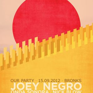 OUR PARTY - Introducing Joey Negro