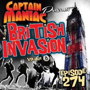 Episode 274 / British Invasion Volume 8
