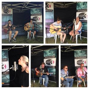 eagle3 Live Sessions - Backstage at GuilFest 2014