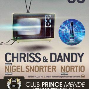 Dandy live at Club Prince, Mende 2011.10.08.