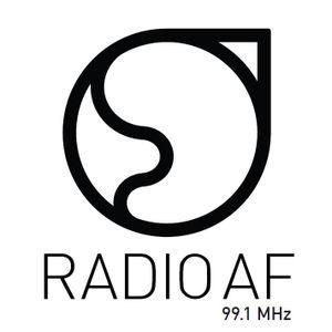 Radio AF i Stadsparken - DJ-set #1: Distrol E Project