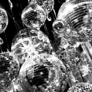 Valery Gaultier - Shiny Disco Balls