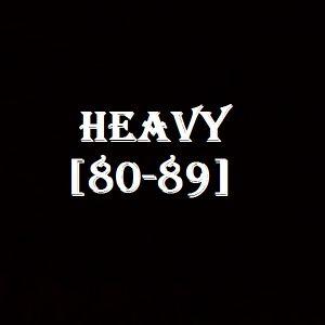 Dj Metal French - Heavy [80-89]