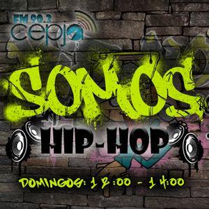 Somos Hip-Hop - 15 de Mayo (Entrevista Lizo Mestizo)