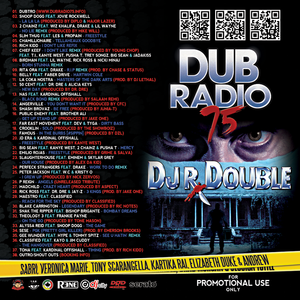 DJ R DUB L Present's Dub Radio 75 (For Promotional Use Only!) 2012 [FULL MIX]
