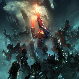 Transformers series Vol. 1: Revenge of the Fallen