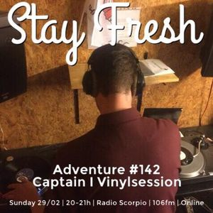 Adventure #142 Vinylsession III - Madlib - Fred Wesley  - Notorious BIG - Dexter - DJ Vadim