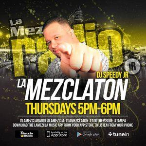 La Mezclaton 122 Reggaeton/Latin Podcast