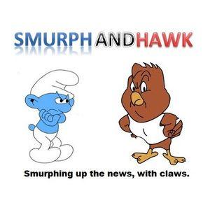 The Smurph and Hawk Show- Week Beginning 19/03/12. (Blue Birthday)