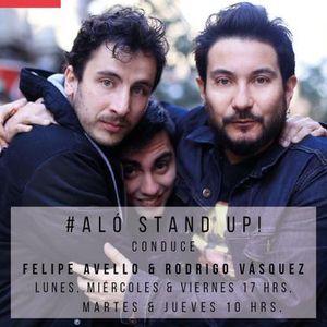 ALÓ STAND UP - PROGRAMA 21