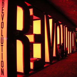 Revolution 25/1/2013 Mixed By Isac