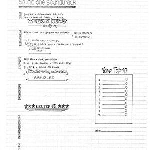 STUDIO 1 n.8 - 03.12.86
