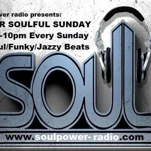 50 Shades of Soul with Guest Paul Fossett on www.soulpower-radio.com