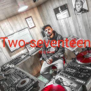 two-seventeen mixtape