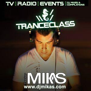 DJ Mikas Present TranceClass Radio Feat Kris O'Neil
