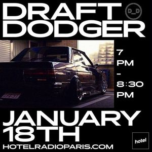 Draft dodger - 18/01/18