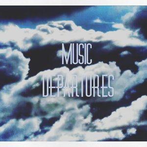 Music Departures Radio Show  16.10.2015  Gingeradio.gr