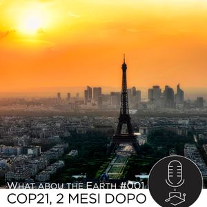 What about the Earth #001 - La COP21, due mesi dopo