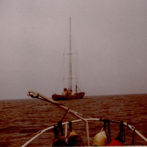 Radio Caroline 576- 1983 - Andy Archer
