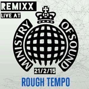 REMIXX Live @ Ministry of Sound 21-2-15
